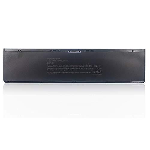 BTMKS Batería para portátil Dell Latitude 14 7000 Latitude E7440 E7440 Touch Series 34GKR 451-BBFS 451-BBFT 451-BBFV 451-BBFY F38HT PFXCR T19VW (7,4 V, 54 Wh)