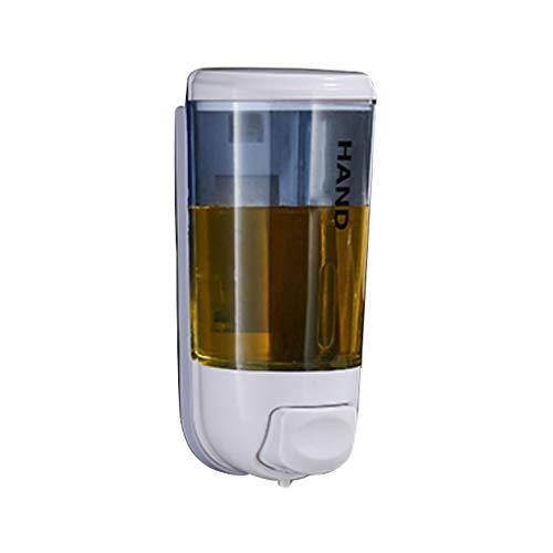Hong Yi Fei-Shop Dispensador de Jabón Botella de desinfectante de Mano de Gel de Ducha Manual de dispensador de jabón for baño del Hotel Dispensador Automático de Jabón