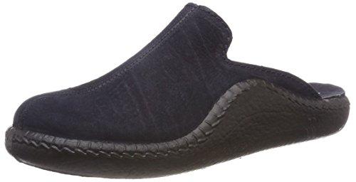 Romika Unisex-Erwachsene Mokasso 102 Pantoffeln, Blau (Jeans 506 506), 39 EU