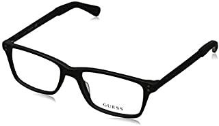 GUESS Eyeglasses GU1869 002 Matte Black 53MM