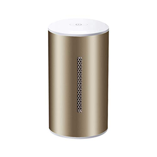 Purificateur d'air Purificateur d'air Purificateur Générateur d'ions pour bureau de voiture avec ports de charge USB Inutile de changer le filtre Supprimer allergies Poussière et germes de moisissures