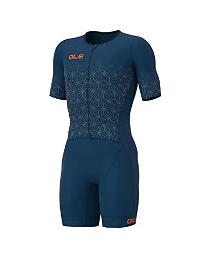 Body Triathlon Ale Maui Long Tri ss (XXXL, PETROLIO)