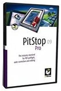 PitStop Professional 09 Upgrade from 8.x