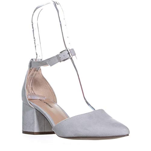 Call It Spring Womens Aiven-56 Pointed Toe Ankle Strap Classic
