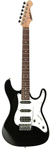 Aria STGSTVB Stratocaster gitaar zwart