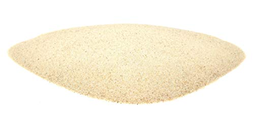 Craft Sand (Decorative Sand) - Natural Sand Perfect Decor for Vases - Real Decorative Sand - 1 Pound