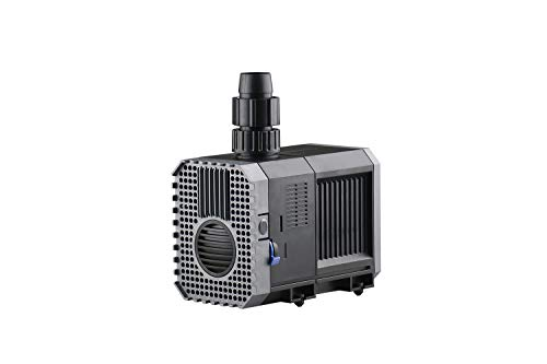 SUNSUN Grech CHJ-1500 1500L/H 25W Aquarium Tauchpumpe Springbrunnen Pumpe Multifunktions Filterpumpe Teichpumpe