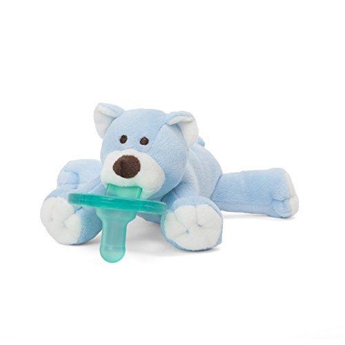 WUBBANUB Chupete Soothie Blue Bear