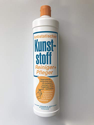 Burnus Antistatischer Kunststoff Reiniger + Pfleger 500 ml