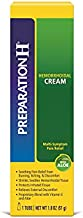 Preparation H Hemorrhoid Symptom Treatment Cream, Multi-Symptom Pain Relief with Aloe, Tube (1.8 Oz)