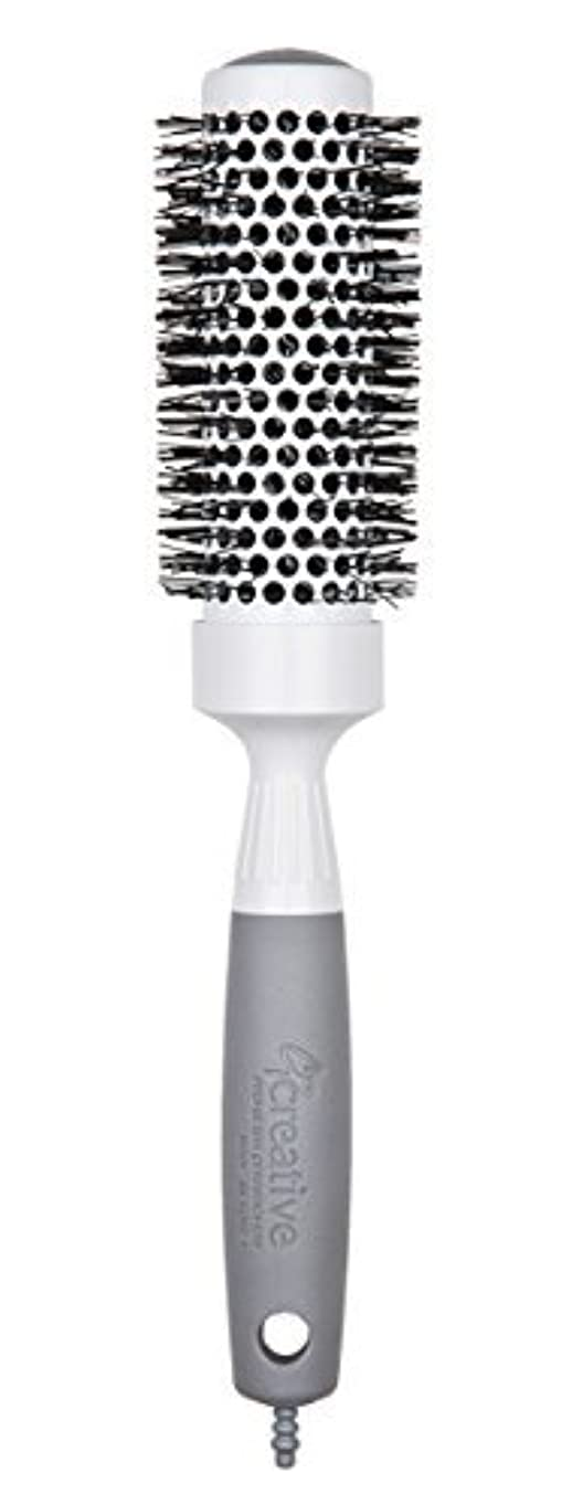 Creative Hair Brush Ceramic & Ionic Technology Pro [並行輸入品]