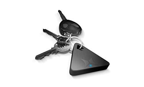 Xtreme Digital Lifestyle Accessories XEX6-0101-BLK Xtreme TRAXX it Bluetooth Key Finder and Tracker