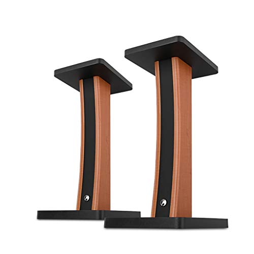 BXYXJ Supporti Casse Acustiche - 2 Pezzi Speaker Stand Monti, sopportare Un Peso di 220 libbre, Altezza 19.6-35.4in, (Altoparlanti Non Incluso) diffusore da Pavimento (Size : 60cm)