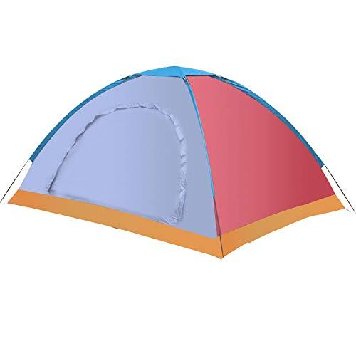 YVUYVJH Tent Duurzaam Multi kleuren Oxford Doek voor 2-5 personen Wandelen Beddengoed Opknoping Bed Camping Tent Muggennetto Jacht Reizen
