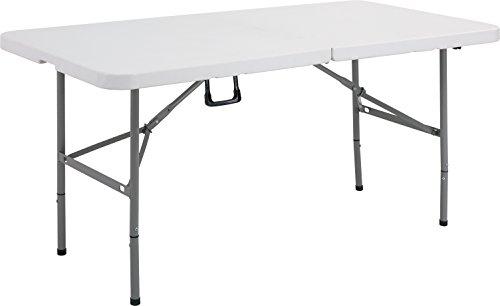Serena Group CZ152F Table de Jardin Pliante 152 x 76 x 74 cm