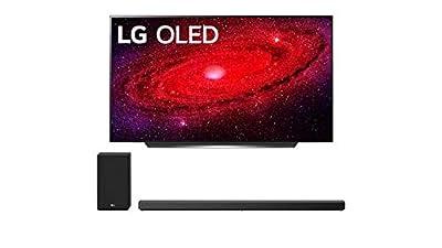LG OLEDCXP Series TV with an SN10YG Soundbar from LG
