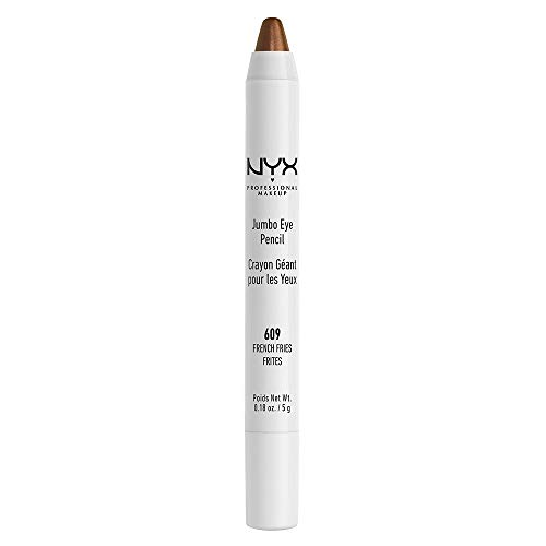 NYX PROFESSIONAL MAKEUP Jumbo Eyeliner Pencil, French Fries