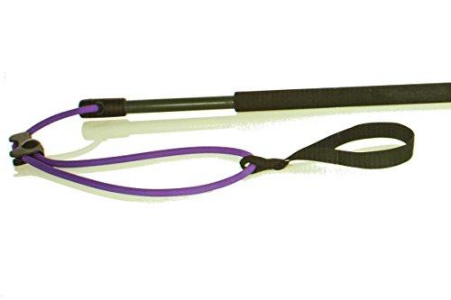 Crivit® Powerstick - Fitness Gerät für effektives Ganzkörpertraining Lila
