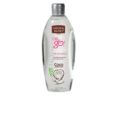 Natural Honey Coco Addiction Aceite Corporal - 300 ml