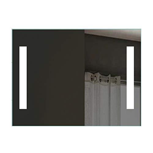 LED badkamerspiegel badkamerspiegel wandspiegel lichtspiegel 80x60 SPE8060H