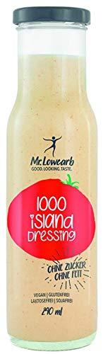 Mr.Lowcarb 1000Island Dressing 240ml