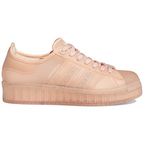 adidas Mujeres Originals Superstar Jelly Casual Zapatos para mujer Fx2988, rosa (Vapour Pink/Vapour Pink/White), 37.5 EU