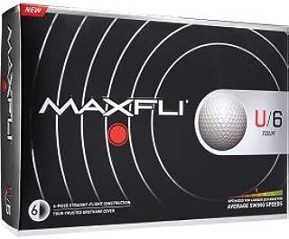 Best maxfli u 6 tour golf balls Reviews