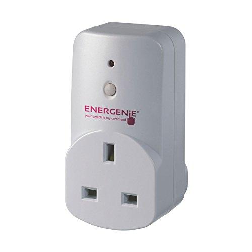 Energenie mihome Monitor de consumo de energía Socket