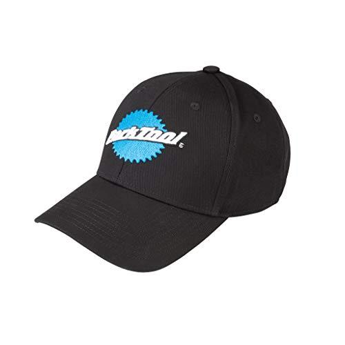 Park Tool HAT-9 Baseballmütze, Schwarz, Einheitsgröße