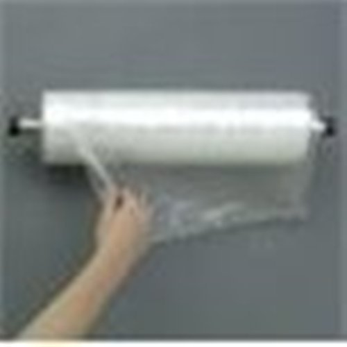"""THE PROCESSOR Caps/Bags Roll of 500, Hair Salon Processing Caps, Tear Away Caps, Spa Treatment Bags 14 1/2"""" x 15 1/2"""" Made in the USA, BEST & Largest in Industry! + FREE YS Park L-Clips ($13 value)"""