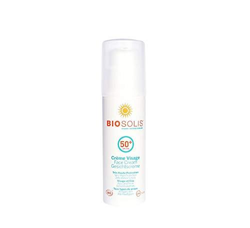 Biosolis Gesichtscreme SPF50+ – 50 ml