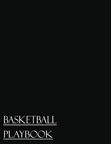 Compare Textbook Prices for Basketball Playbook: Blank Basketball Court Diagrams Notebook For Basketball Coach  ISBN 9798559035598 by Kira, Para