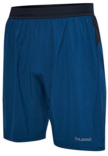 hummel Herren Precision PRO Shorts, Moonlit Ocean, XL