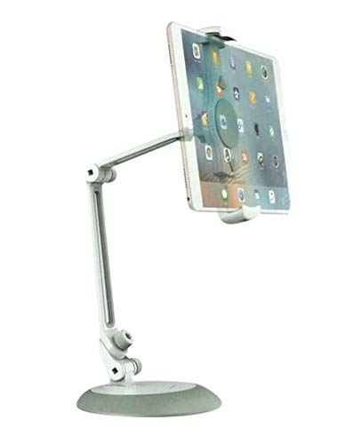 Suporte de Mesa Ajustável Para iPhone/iPad/Galaxy/Celular/Tablet até 10.5 Polegadas da ROCK