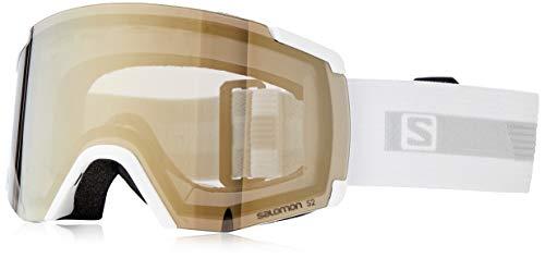 Salomon S/View Unisex-Skibrille Medium-Small