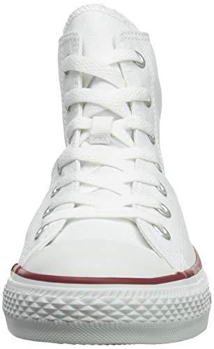 Converse M4431 Chuck Taylor All Star - Zapatillas deportivas unisex de lona y caña alta, para adultos, talla 41