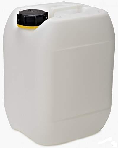 4x Kanister 10 Liter - UN-3H1/X1.9 - FDA - inkl Kappe K51