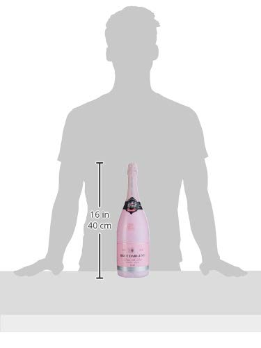Brut Dargent Ice Rose Pinot Noir Demi-Sec Halbtrocken 2016/2017 (1 x 1.5 l) - 3