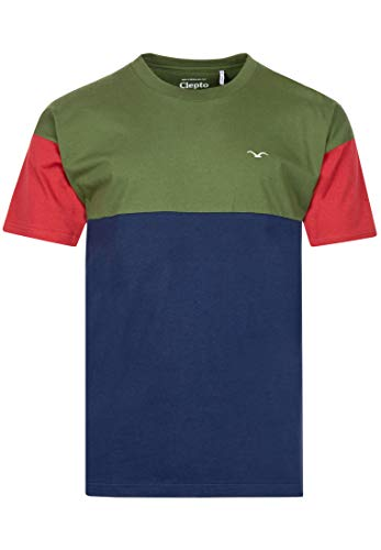 Cleptomanicx Drop T-Shirt - S
