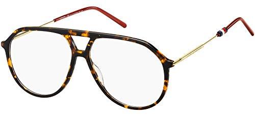 Tommy Hilfiger Gafas de Vista TH 1629 Dark Havana 57/13/145 hombre