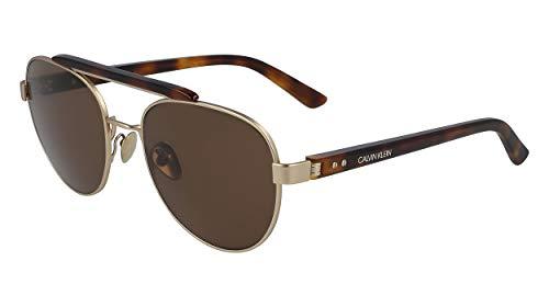 Calvin Klein Ck19306s - Gafas de sol redondas para hombre