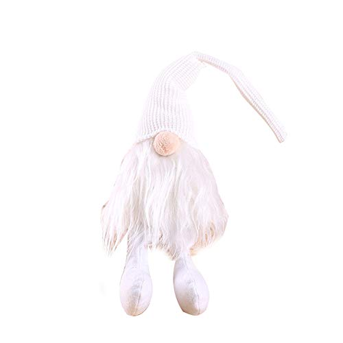 carduran Forest Elf Gnome Doll Toy for Christmas Living Room Window Table Decor 1# -  5HAPO9Z255