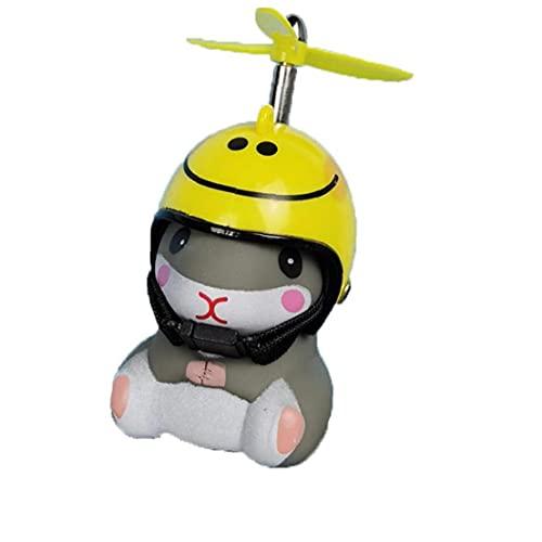 YepYes Niños Bell De La Bici, Animal De La Historieta De Be