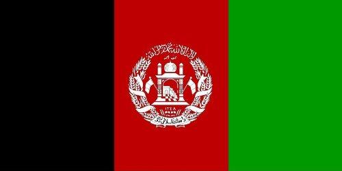 Fahne Flaggen AFGHANISTAN 150x90cm