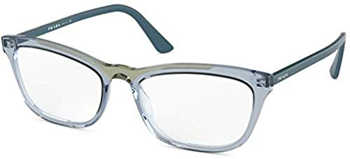 Prada Brillen ULTRAVOX EVOLUTION PR 10VV AZURE GREEN Damenbrillen