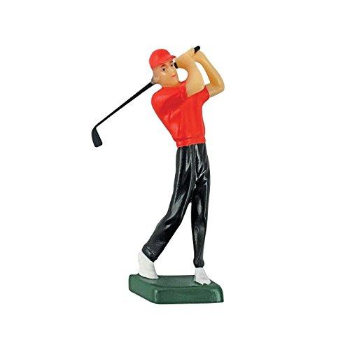 PME Golf Dekorationen/Kunststoff Zahlen, grün/rot/blau/weiß/schwarz, Set 13 - 3