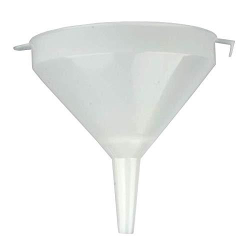 STI Imbuto in Plastica Bianco Diametro 18 cm Made in Italy Alimentare