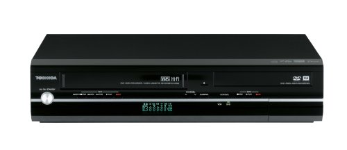 Sale!! Toshiba DVR660 1080p Upconverting VHS DVD Recorder with Built-in Tuner