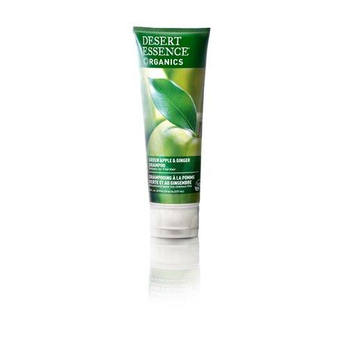 Shampoing lumière Pomme Verte Gingembre Désert Essence
