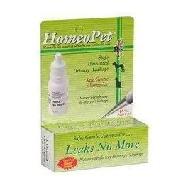 Dog Homeopet Leaks No More by Mojetto